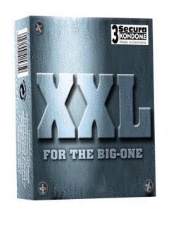 Préservatifs Secura XXL