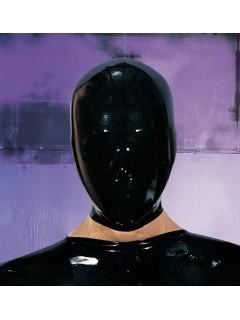 Masque latex sans ouvertures